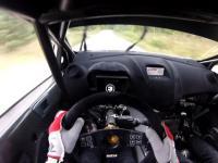 Helmet cam: Kajetanowicz testuje przed Rally Liepaja 2017