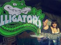 Park Aligatorów w Kolorado - warte odwiedzenia miejsce w USA