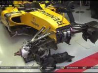 Popisy kierowcy którego Kubica nie zastąpił w Renault
