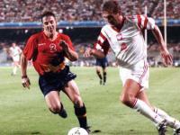 Polska – Hiszpania 2:3, finał IO Barcelona 1992 (skrót)