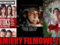 NAJCIEKAWSZE PRIEMIERY FILMOWE 2017 wrzesień - grudzień