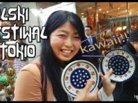 POLSKI FESTIWAL W TOKIO czyli porcelany, kiełbasy, pączki, juhasy, szmery, bajery, pompki, rowery