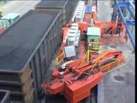 Systemy rozładowywania wagonów kolejowych