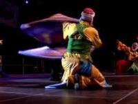 Tanoura dance - El Behira Folk dance group ( Egypt) دمنهور