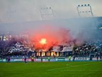 Tymczasem na stadionie w Radomiu