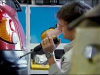 Top Gear demontaż poduszki powietrznej