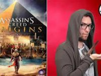 Assassin's Creed Origins - realia historyczne/Inna Historia