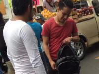 Gdy nie zapłacisz za jedzenie w meksykańskim straganie