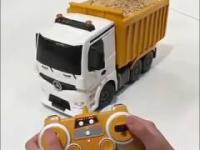 zdalnie sterowana ciężarówka poziom azjata