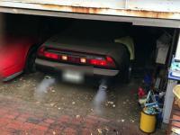 Pierwsze odpalenie Hondy NSX po 10 latach