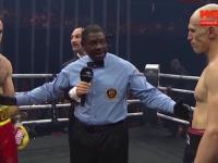 Kolejny szybki nokaut na polskim bokserze