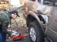 Jak nie należy pompować opony w samochodzie?