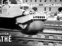 Rolligon - wojskowy pojazd terenowy armii amerykańskiej z 1953 r.