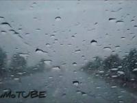 Deszcz w 960fps