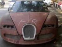 Porzucone auta w Dubaju...