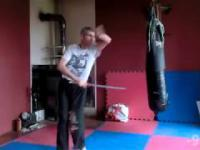 Ruska szkoła walki - miecz samurajski