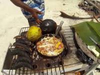Śniadanie Mistrzów - Dzień z Reggae Rasta - Belize 9