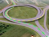 Ciekawy pomysł Litwinów na skrzyżowanie dwóch dróg