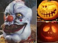 Niesamowite Rzeźby z Dyni - Specjalnie na Halloween