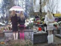 Festiwal wielkiej żenady, czyli najlepsze zdjęcia z polskich cmentarzy