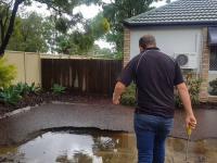 Oczyszczenie odpływu kanalizacji burzowej
