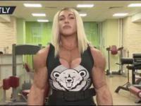 Rosyjska mistrzyni w trójboju siłowym