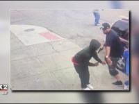 Bandyta zdziwił się gdy dostał 4 kulki, ponieważ ofiara miała pozwolenie na broń