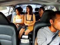 Pasażerka kradnie napiwki kierowcy Ubera