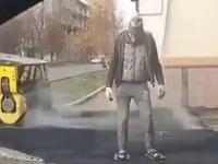 asfalt w wersji budżetowej