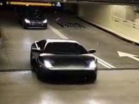 Parking jest bezpłatny, jeśli masz Lamborghini