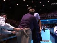 Roger Federer pokonał Andy