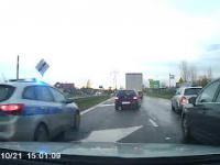Sprawiedliwość dopada szeryfa drogowego!