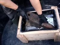 Metal pływający w metalu, czyli kowadło zanurzone w rtęci