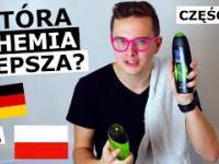 NIEMIECKA CHEMIA vs. POLSKA CHEMIA - KTÓRA LEPSZA? 2