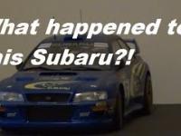 Zobaczcie, co stało się z tym Subaru WRC!