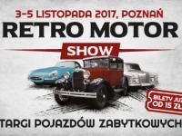 FOTORELACJA Z TARGÓW RETRO MOTOR SHOW 2017