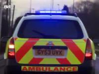 Policja zatrzymuje oszusta podszywającego się pod ratownika medycznego