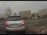 Najkrótszy egzamin na prawo jazdy