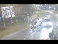Tomaszów Lubelski: 17-latka po kłótni po kłótni ze znajomym odbija się od auta