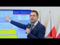 Patryk Jaki argumentuje uchylenie decyzji ws Placu Defilad 14.11.2017
