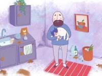 Czeska piosenka o posiadaniu kota