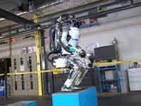 Dalsze popisy robotów Boston Dynamics