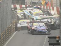 Kwalifikacje FIA GT w Macau. Coś poszło nie tak