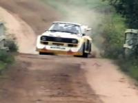INSANE Audi Quattro Sport S1 1000 Lakes Group B Rally