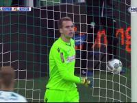 Piękna bramka w lidze holenderskiej strzelona przez Fankaty Dabo