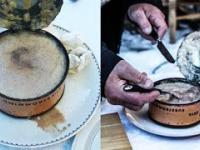 Otwieranie puszki z 24 letnim Surströmming