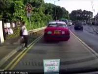 Oto dlaczego nie należy przebiegać przez ulicę