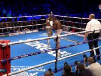 Najszybszy knockout bokserski w walce o tytuł - 11 sekund