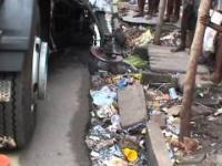 Tak wygląda sprzątanie ulic w Indiach
