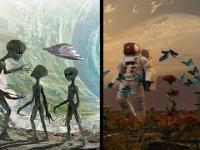 Obce Cywilizacje i Ludzie - Eksploracja Kosmosu a Izolacjonizm